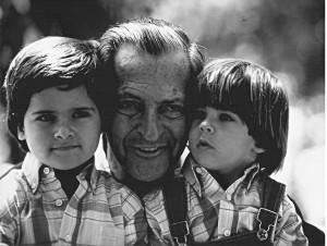 Adolfo, mi padre y Pablo