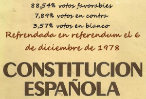 constitucion 6 diciembre 1978